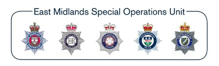 East Midlands Special Operations logo